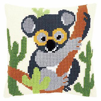 Vervaco Cross Stitch Kit: Coussin: Koala