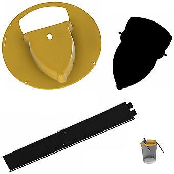 Flip N Slide Bucket Lid Mouse Rat Trap 11056