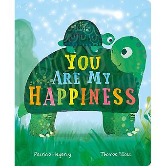 You are My Happiness door Patricia Hegarty