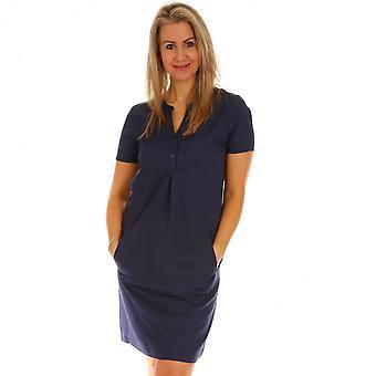 POMODORO Pomodoro Denim Blue Dress 62105a