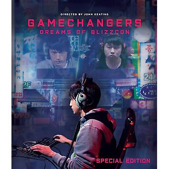 Gamechangers: Dreams of Blizzcon [Blu-ray] USA import