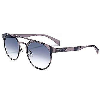ITALY INDEPENDENT 0020-096-000 Sunglasses, Grey (Gris), 51 Men's
