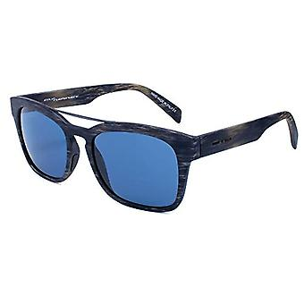 Italy Independent 0914-BHS-022 Sunglasses, Marr n/Black, 54 Men's