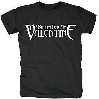 Bullet For My Valentine - Logo Men's X-Large T-Shirt - Black