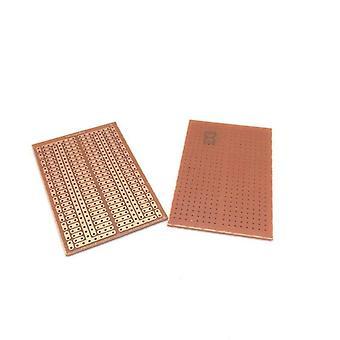 Prototyp papiera Pcb Univerzálna experimentálna doska obvodov