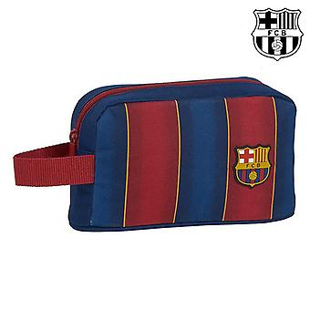 Thermal Lunchbox F.C. Barcelona Maroon Navy Blue (6,5 L)
