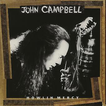 John Campbell - Howlin' Mercy Vinyl