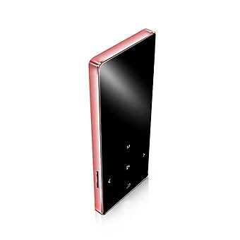 Hifi Mp3 Player With Bluetooth, Fm Radio, Touch Key, Mini Sport, Music Player