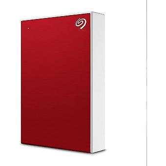 Externý pevný disk Seagate One Touch 1000 GB Červený