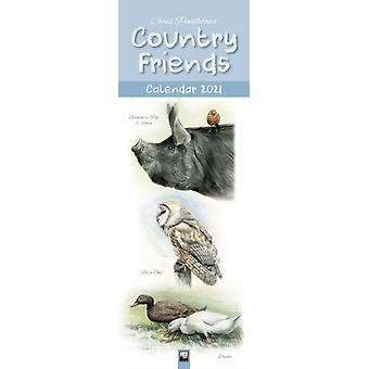 Chris Pendleton Country Friends Sli by Created by Flame Tree Studio