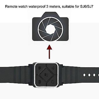 Sjcam Vattentät Fjärrkontroll Wifi Armbandsur för M20 Sj6 Sj7 Sportkamera