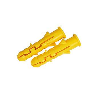 プラスチック拡張ナイロンプランジャー、アンカープラグ用M6-m14
