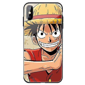 One Piece Spersonalizowane szkło hartowane etui dla Apple iPhone 6 Plus