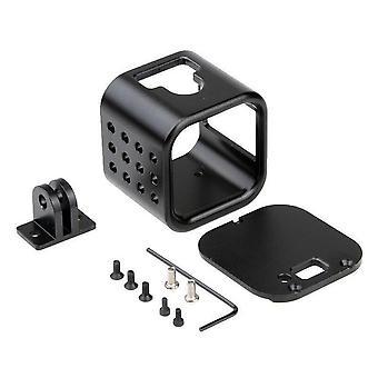 CNC alumínium védőház tokvédő keret GoPro Hero 4 munkamenet akciókamera tartozékokhoz