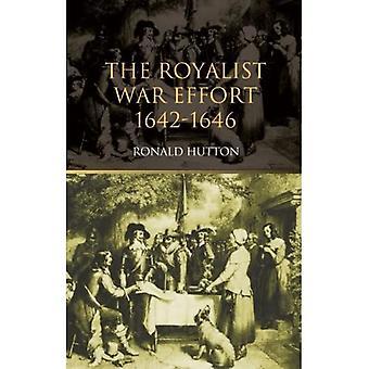 The Royalist War Effort: 1642-1646