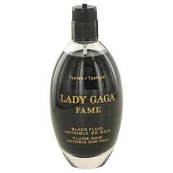 Lady Gaga Fame Black Fluid By Lady Gaga Eau De Parfum Spray (tester) 3.4 Oz (women)
