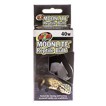 Zoo Med Moonlight Reptile Bulb - 40 Watts
