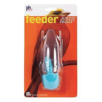 Prevue Birdie Basics Plastic Bullet Feeder 2 oz - 1 count