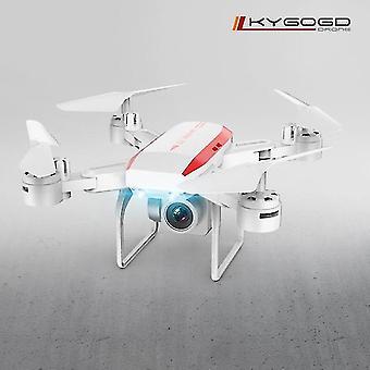 Ky606d faltbare Drohne Luftaufnahme 4k Pixel Kamera Quadcopter Luftdruck feste Höhe schwarz