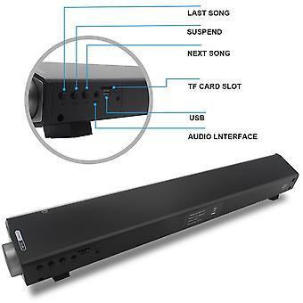 Bezdrôtový Bluetooth Domáce kino Soundbar Subwoofer Multimediálny reproduktorový systém