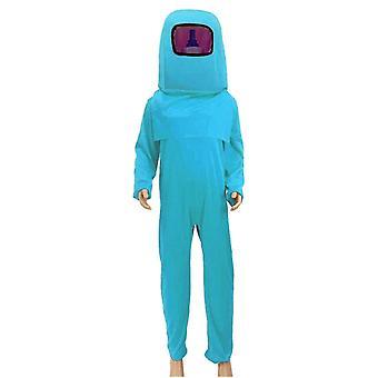 Cosplay pour enfants parmi nous Costumes Robe de fantaisie pour enfants Jeu Cosplay