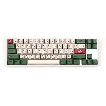 127-клавишная механическая клавиатура