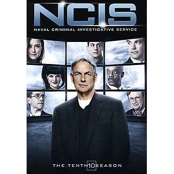 NCIS - NCIS: Sæson 10 [DVD] USA importerer
