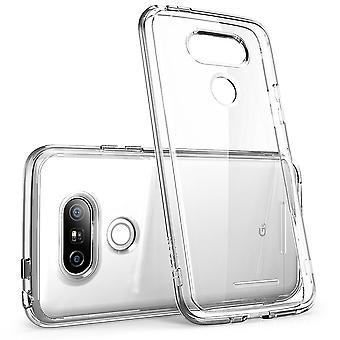 LG G5 Case, Scratch Resistant, i-Blason Clear, Halo Series Bumper Case Cover for LG G5 2016 Release-Clear