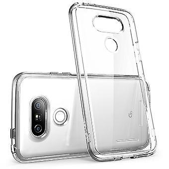 LG G5 Case, krasbestendig, i-Blason uitschakelt, Halo serie Bumper Case Cover voor LG G5 2016 Release-Clear