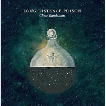 Long Distance Poison - Gliese Translations [Vinyl] USA import