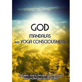 God Mandalas & Yoga Consciousness [DVD] USA import