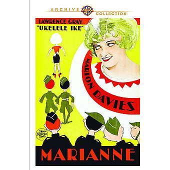 Marianne [DVD] Yhdysvallat tuoda