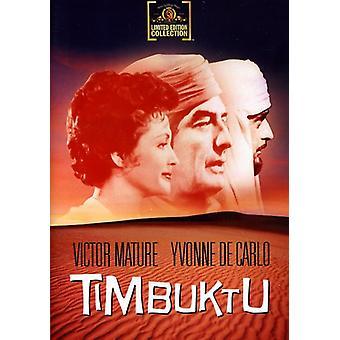 Timbuktu (1958) [DVD] USA import