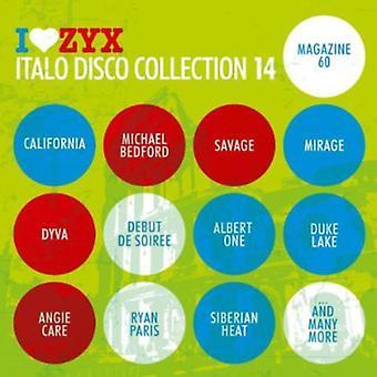 Zyx Italo Disco Collection - Vol. 14-Zyx Italo Disco Collection [CD] USA import