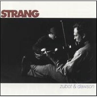Zubot & Dawson - Strang [CD] USA import