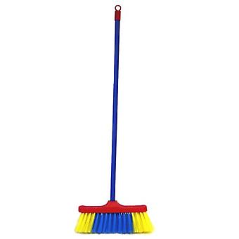 Childrens Colourful Broom / Sweeping Brush