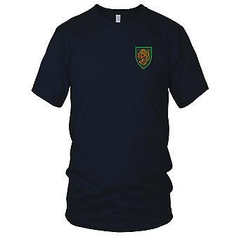 Forças especiais ARVN LLDB Airborne - Vietnã MACV-SOG bordada Patch - Mens T-Shirt