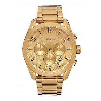 Nixon de kogel Chrono All Gold (A366502)