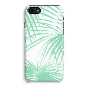 iPhone 8 pełny głowiczki (błyszcząca) - liści palmowych