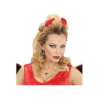 Sieraden en kronen vrouwen Devilish Halloween ketting