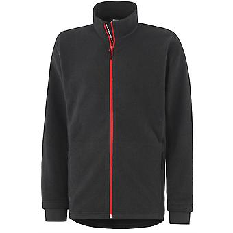 Helly Hansen Workwear Mens Stone River Full Zip Fleece Jacket Coat