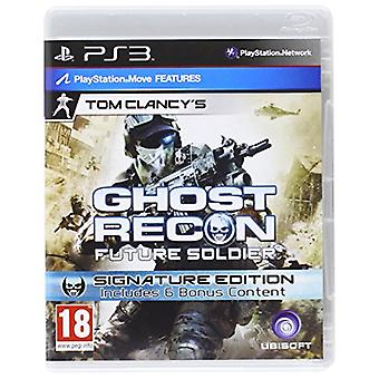 Tom Clancys Ghost Recon Future Soldier - Signature Edition (PS3) - New