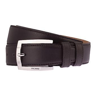 PICARD belts men's belts leather belt Cafe 2535