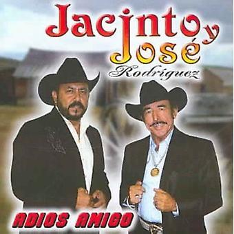Jacinto Y Jose - Adios Amigo [CD] USA import