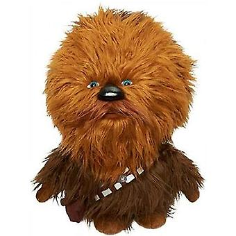 Star Wars 24-tums Deluxe talar Chewbacca plysch
