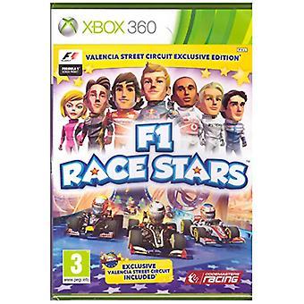 F1 Race Stars - Valencia Street (Xbox 360) - Som ny