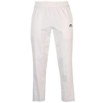 Slazenger Mens Aero Crk Trous Cricket pantalons pantalons Bottoms