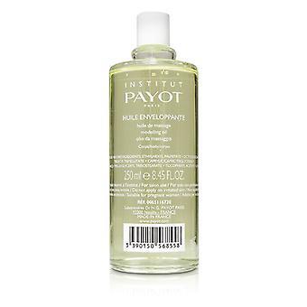 Payot Huile kappe Oppante-krops massage olie (appelsinblomst & forstærker; Rose) (Salon produkt)-250ml/8.4 oz