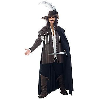 Mousquetaire de chasseur de costume Musketierin Maria dames en costume costume Womens