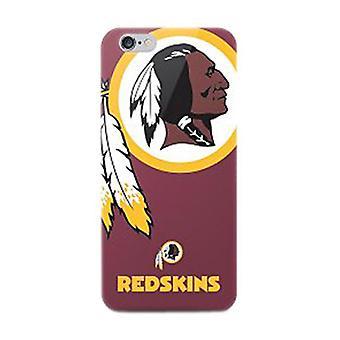 Mizco Sports NFL oversized SnapBack TPU Case voor Apple iPhone 6 plus/6S plus (Washington Redskins)